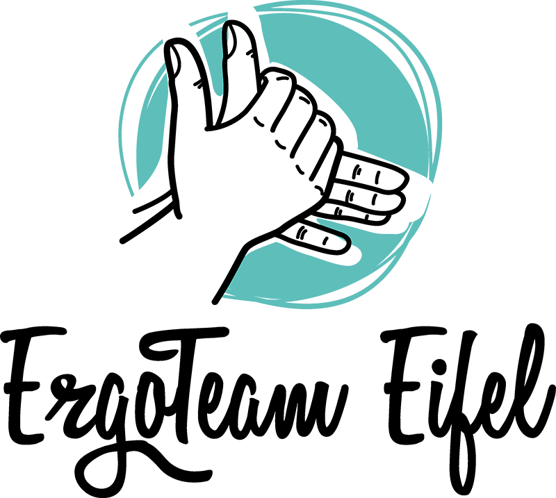 Ergoteam Eifel M. Krest und J. Lenzen Ergotherapie und tiergestütze Therapie Logo